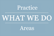 Anchorage Law Firm Cashion Gilmore Practice Areas